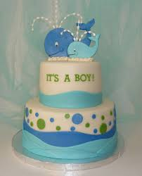 whale baby shower ideas whale cakes for baby shower 8893