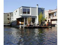 Sleepless In Seattle Houseboat by The Real Houseboat From
