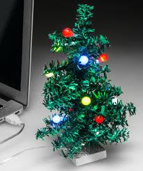 usb led tree led tree tinsel tree and