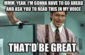 Office Space Stapler Meme - space stapler meme