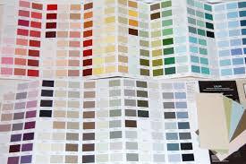 chart home depot concrete paint color chart