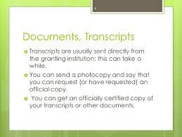 job cover letter preparation ppt download