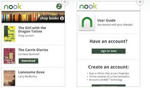 nook for android barnes noble released nook app for android bookworms