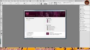 indesign tutorials for beginners cs6 how to create a template in adobe indesign youtube