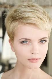 Kurzhaarfrisuren Pixie Cut by Pixie Cut Thin Hair Hairstyles Thin Hair