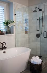 Bathrooms Designs Before U0026 After A Confined Bathroom Is Uplifted With Bountiful
