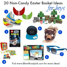 boy easter baskets 20 non candy easter basket ideas for boys without pink