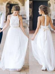 wedding dress high neck high neck white lace sheath simple design white lace wedding