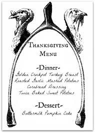 thanksgiving dinner food clipart 58