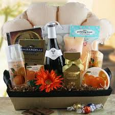 wine basket ideas best 25 spa gift baskets ideas on basket throughout