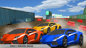 Lamborghini Aventador Drift - 3d extreme drift simulator android apps on google play