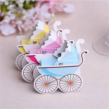 baby shower guest gifts aliexpress buy 50pcs lot baby car baby shower candy box