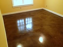 light stained concrete floors eco friendly floor staining can transform cracks lines from dark to