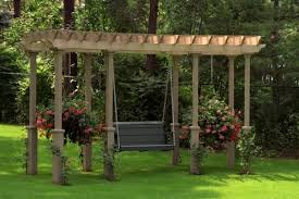 Backyard Arbor Ideas Stylish Backyard Trellis Ideas Woodwork Backyard Arbor Designs