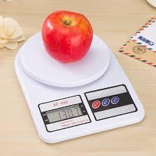 balance de cuisine 10 kg balance de cuisine numérique électrique 1g 10kg mesureur de