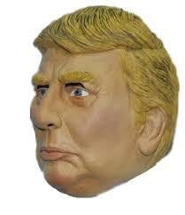 halloween mask trump mask trump natural latex mask