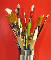 tips for cleaning acrylic paint brushes feltmagnet