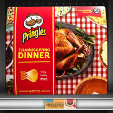 thanksgiving dinner pringles the junk food aisle