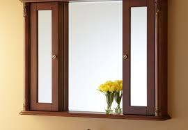 cabinet bathroom mirror medicine cabinet resourcefulness wide