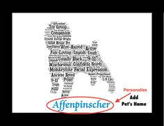affenpinscher merchandise i might look like im listening to you but in my head im walking my