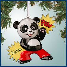 personalizedfree com personalized christmas ornaments kung fu