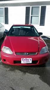 99 honda civic dx hatchback 1999 honda civic dx 2dr coupe in sanbornville nh colby s car ctr