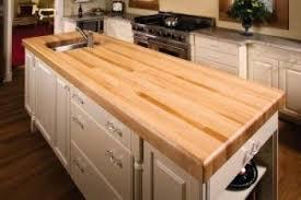 borders kitchen solid american hardwood island with butcher block