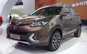 crossover cars 2017 mg unveils its first crossover