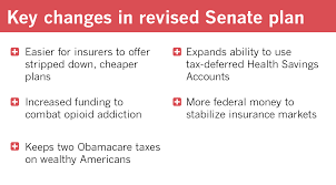 a side by side comparison of obamacare and the gop u0027s replacement