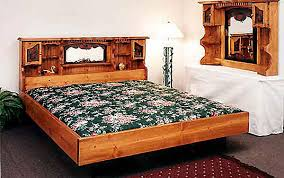 Water Bed Frames Ways To Recycle Your Wood Waterbed Frame