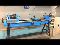 vintage lathe restore cresson hubbard and smith part five the