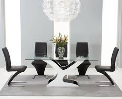 Best Dining Table Images On Pinterest Glass Tables Dining - Waitrose kitchen table