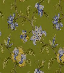 home decor print fabric robert allen les fauves grasslands joann