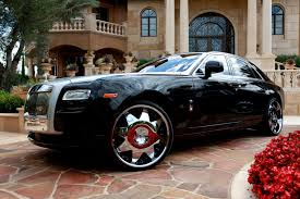 roll royce phantom custom lexani wheels the leader in custom luxury wheels black 2011 with