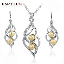 indian bridal jewelry necklace images Toucheart simulated pearl indian wedding jewelry sets for women jpg