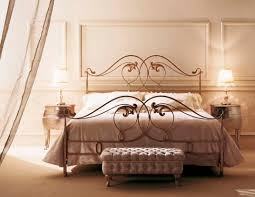 double bed traditional wrought iron myrtus giusti portos