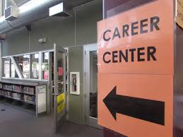 Where To Seeking Look Inside The Career Center Blue Hub