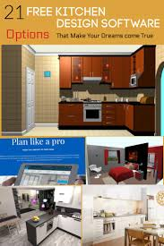 easy to use kitchen cabinet design software 21 free kitchen design software to create an ideal kitchen