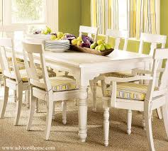 table sets white traditional dining table design in dining room