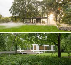Farnsworth House Two Of A Kind Photographer Robin Hill Contemplates The Farnsworth