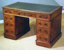 Bureau Desk Modern Bureau Desk Uk Antique Walnut Pedestal Desk Modern Bureau Desk Uk