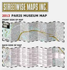 artwise paris museum map laminated museum map of paris fr