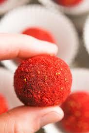 healthy chocolate strawberry truffles u0027s healthy baking