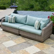 Sofa Set With Low Price List Outdoor Sofas Outdoor Lounge Furniture The Home Depot