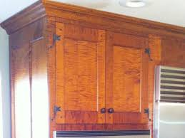 tiger maple wood kitchen cabinets custom tiger maple kitchen