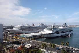 San Diego Terminal Map by Draft Environmental Impact Report For B Street Pier Mooring