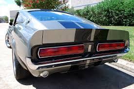 1967 ford mustang fastback gt500e eleanor auto collectors garage