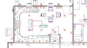 Sketch Kitchen Design by Autocad Kitchen Design Incredible Software 16 Cofisem Co