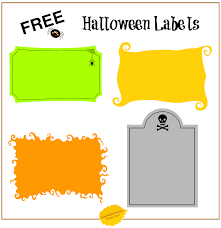 Free Printable Halloween Sheets by Free Halloween Printables