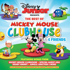 various artists disney junior best of mickey mouse clubhouse